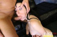 Face Fucking Lily Krystal
