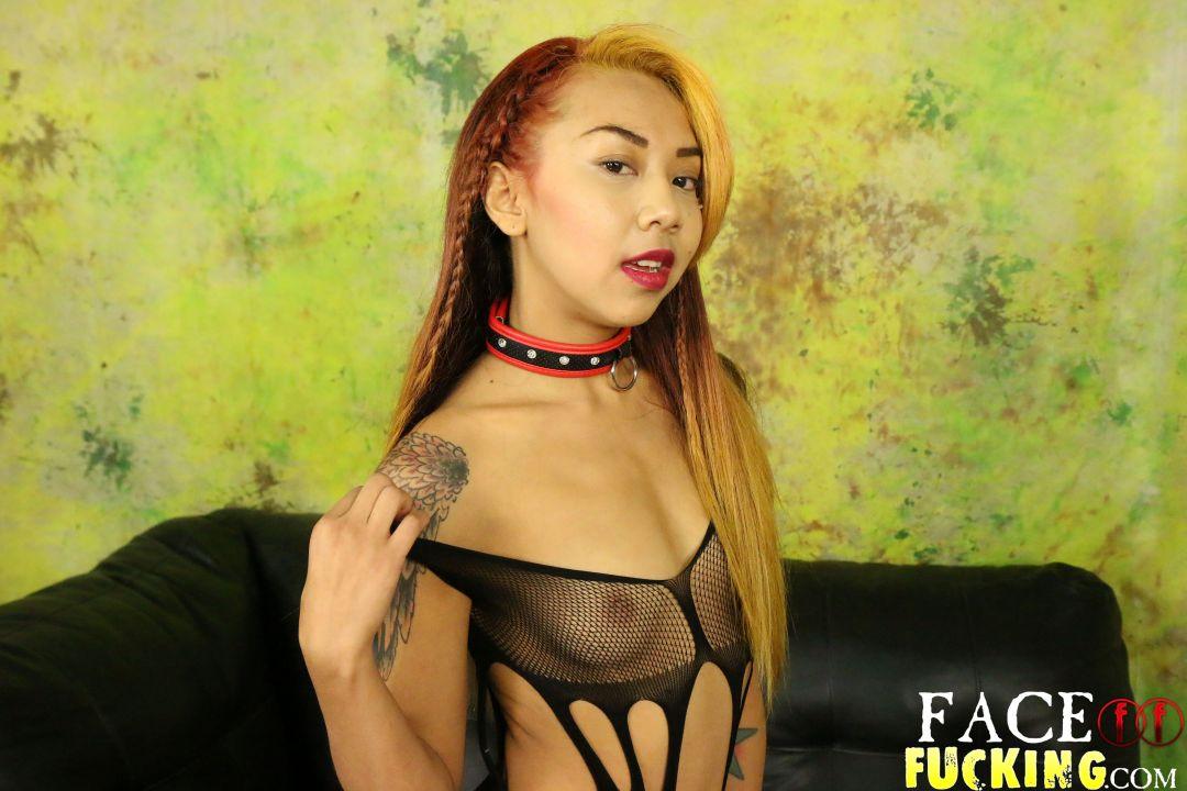 Face Fucking Kimberly Chi