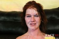 Face Fucking Mackenzie Scott
