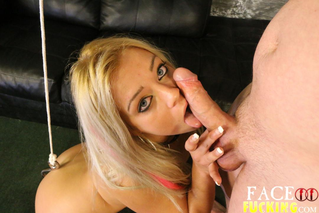 Facial Abuse Kenzie Green 2