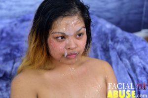 Facial Abuse Wet Like Wonton Soup