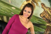 Facial Abuse Dasha Knox 2