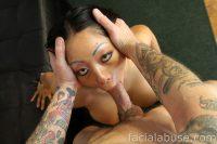Facial Abuse Gaia 3