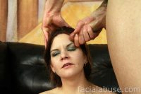 Facial Abuse Hazel Allure 4