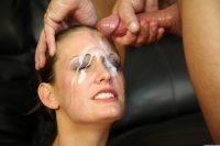 Facial Abuse Hailey Young 2