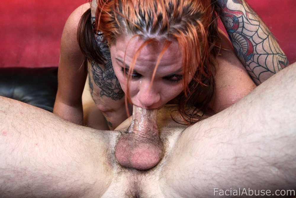 image Face fucked mallory maneater does rough ass to mouth