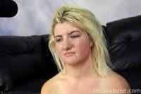 Facial Abuse Holly North