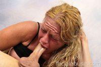 Facial Abuse Skylar Rae